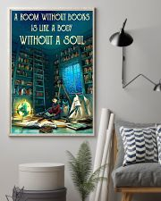 A Room Without Books Is Like A Body Without A Soul 11x17 Poster lifestyle-poster-1