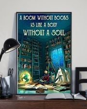 A Room Without Books Is Like A Body Without A Soul 11x17 Poster lifestyle-poster-2