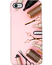 Hairdresser Pinky Items Phone Case i-phone-7-case