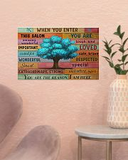 Hairdresser When You Enter This Salon 17x11 Poster poster-landscape-17x11-lifestyle-22