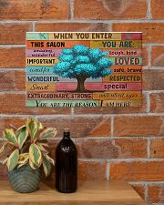 Hairdresser When You Enter This Salon 17x11 Poster poster-landscape-17x11-lifestyle-23