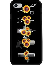 Hairstylist Sunflowers Icons Phone Case i-phone-7-case