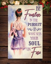 Ballet What Sets Your Soul On Fire 11x17 Poster aos-poster-portrait-11x17-lifestyle-22