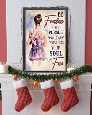 Ballet What Sets Your Soul On Fire 11x17 Poster lifestyle-holiday-poster-4