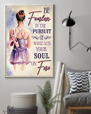 Ballet What Sets Your Soul On Fire 11x17 Poster lifestyle-poster-1