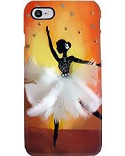 Ballet Girl Feather Dress Phone Case i-phone-7-case