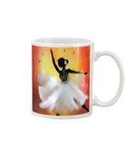 Ballet Girl Feather Dress Mug thumbnail