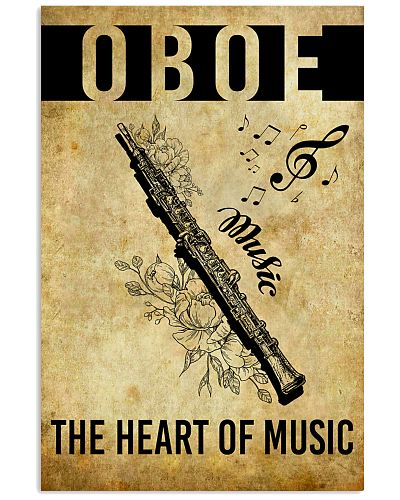 Oboe - The heart of music