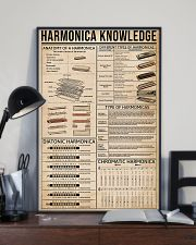 Harmonica Knowledge 11x17 Poster lifestyle-poster-2