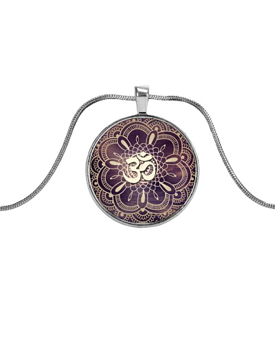 Yoga Purple Lotus