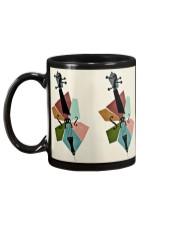 Two Vintage Cellos Mug back