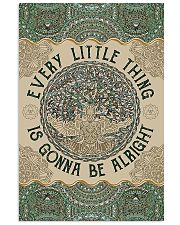 Yoga - Every Little Thing Is Gonna Be Alright 11x17 Poster front