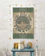 Yoga - Every Little Thing Is Gonna Be Alright 11x17 Poster lifestyle-holiday-poster-3