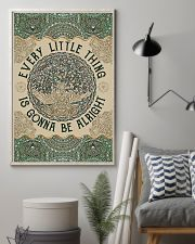 Yoga - Every Little Thing Is Gonna Be Alright 11x17 Poster lifestyle-poster-1