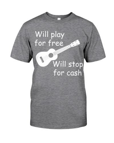 Stop For Cash Ukulele