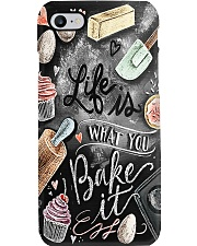 Baking Life Is What You Bake It Phone Case i-phone-8-case