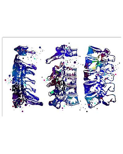 Chiropractor Vertebrae Art