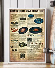 Science Gravitational Wave Knowledge Poster 11x17 Poster lifestyle-poster-4