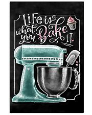 Baker Life Is What You Bake It 11x17 Poster front