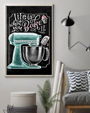 Baker Life Is What You Bake It 11x17 Poster lifestyle-poster-1