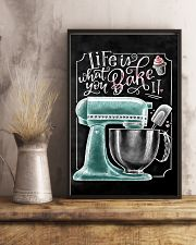 Baker Life Is What You Bake It 11x17 Poster lifestyle-poster-3