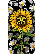 Occupational Therapist Sunflower Phone Case i-phone-7-case