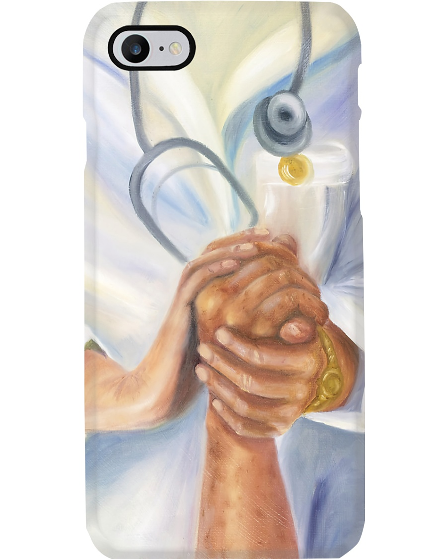 Medical Assistant Caring hands Phone Case