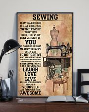 Sewing Good Day 11x17 Poster lifestyle-poster-2