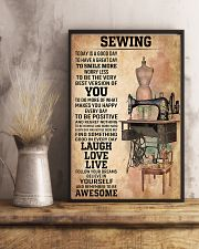 Sewing Good Day 11x17 Poster lifestyle-poster-3