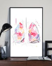 Respiratory Therapist Lung Anatomy 11x17 Poster lifestyle-poster-2