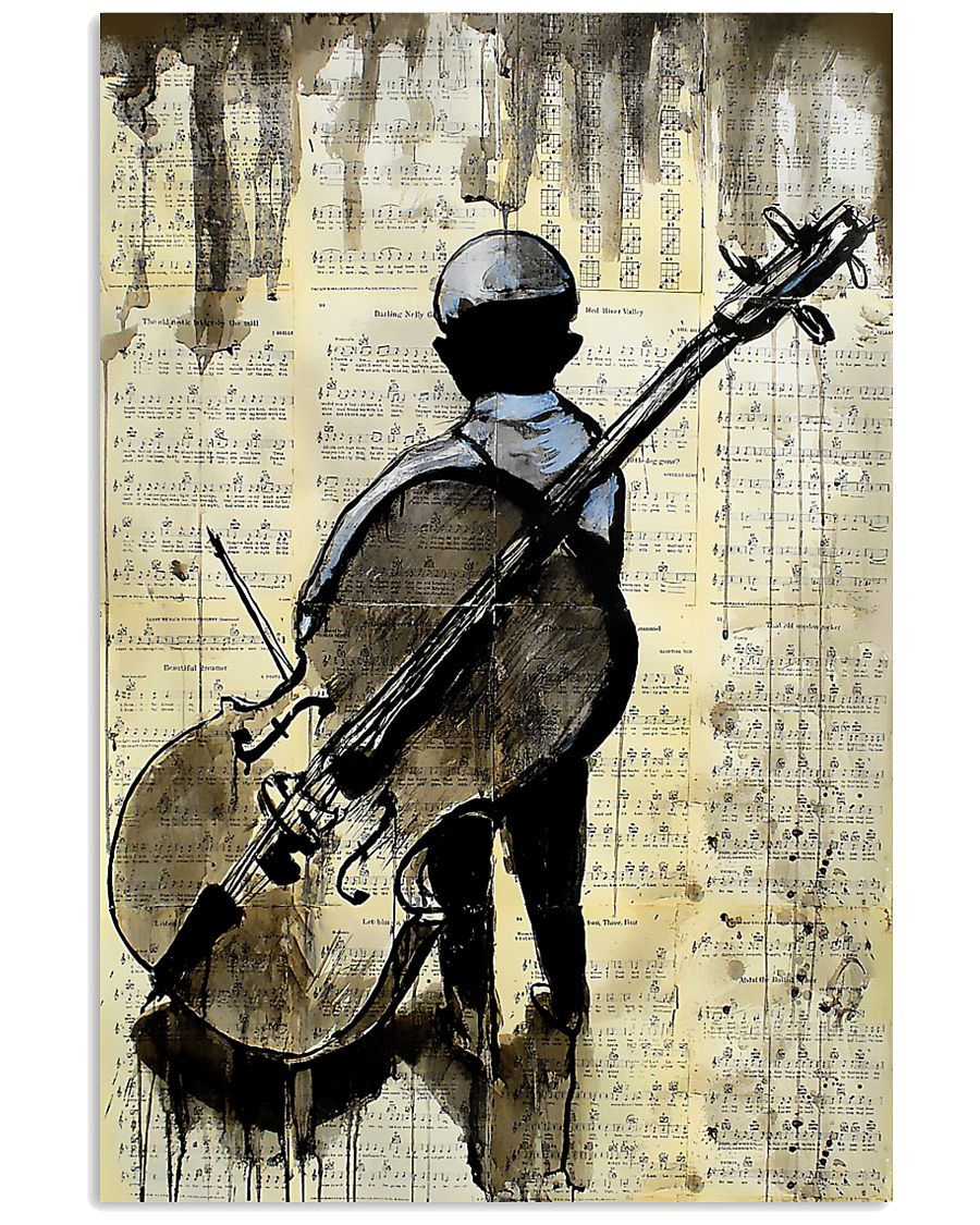 Cello - Just Going With Cello 11x17 Poster