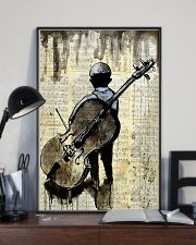Cello - Just Going With Cello 11x17 Poster lifestyle-poster-2