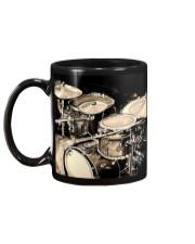 Drummer - Drum Set Artwork Mug back