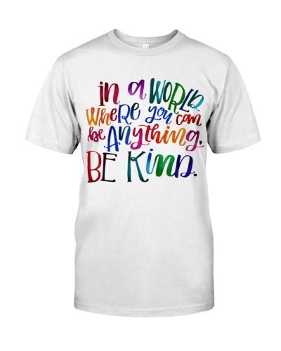 Teacher Be Kind