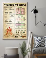 Paramedic Knowledge 11x17 Poster lifestyle-poster-1
