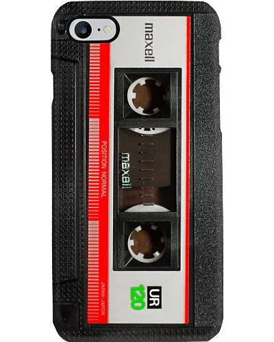 DJ - Mix cassette tape