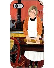 Baking Lady Phone Case i-phone-7-case