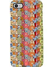 Veterinarian Colorful Cute Dogs Phone Case i-phone-7-case