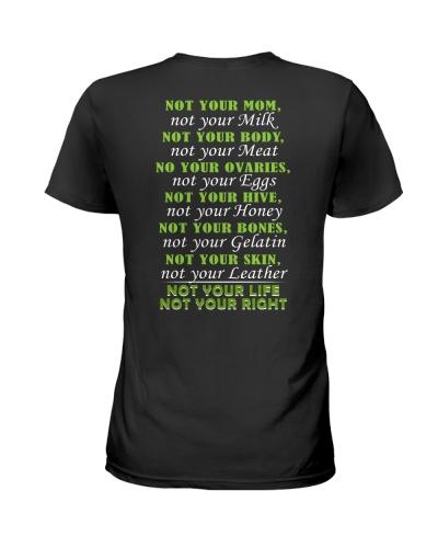 Vegan not your mom
