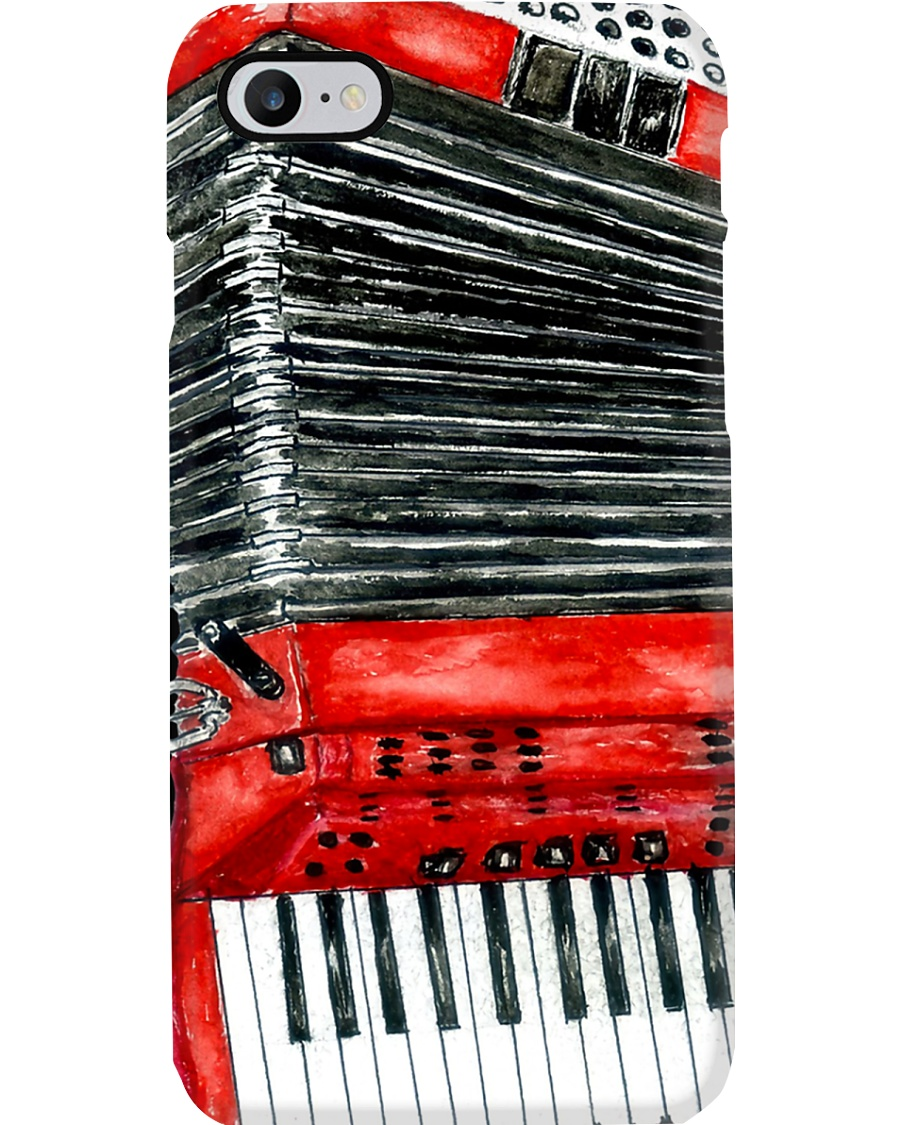 Red Accordion Phonecase Phone Case