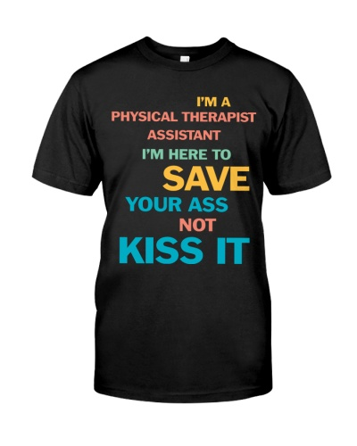 I'm A Physical Therapist Assistant