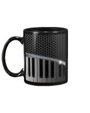 Pianist Piano Note Mug back