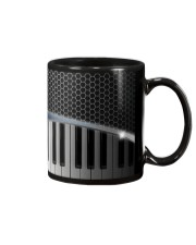 Pianist Piano Note Mug tile