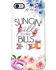 Pharmacist Slingin' Pills To Pay The Bills Phone Case i-phone-7-case