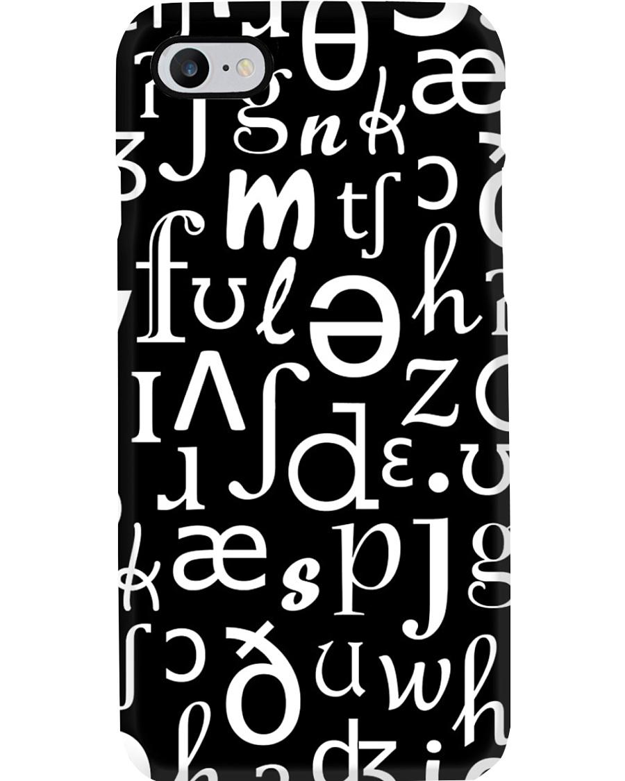 Speech Language Pathologist Phonetics  Phone Case