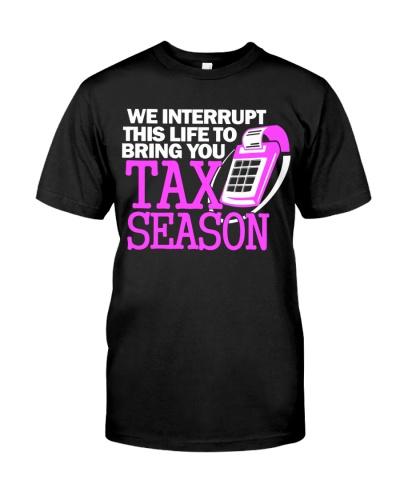 Accountants interrupt life to bring tax season