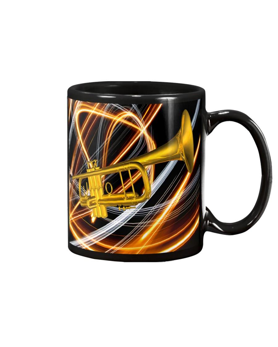 Trumpet Light Mug