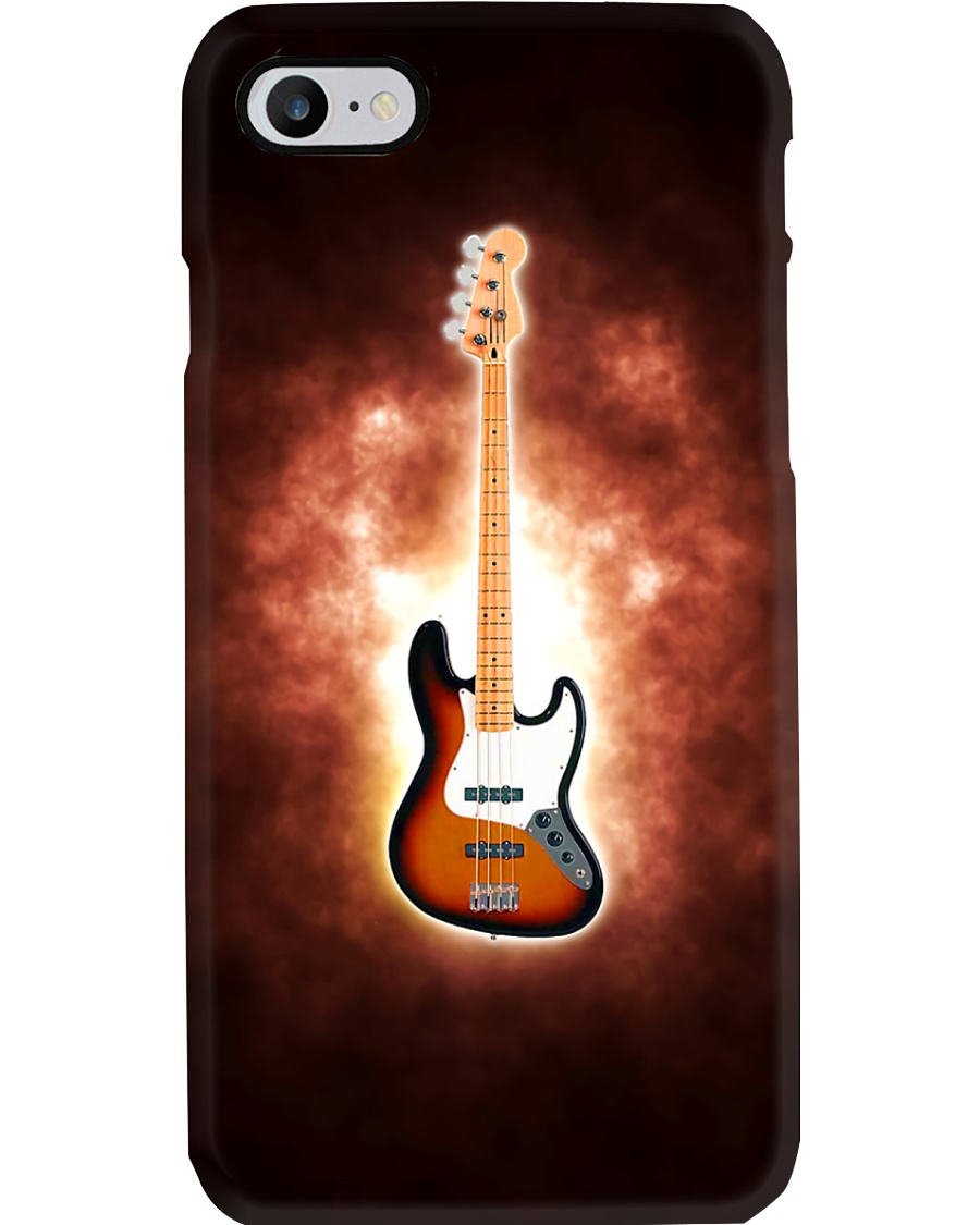 Super Cool Bass Guitar Phone Case