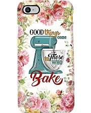 Baking good things come to those who bake Phone Case i-phone-7-case