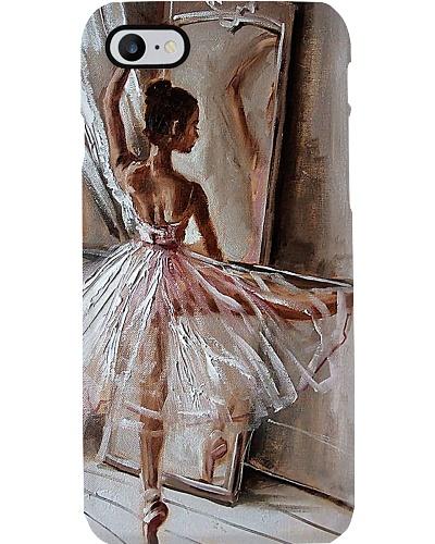 Ballet - Girl in mirror